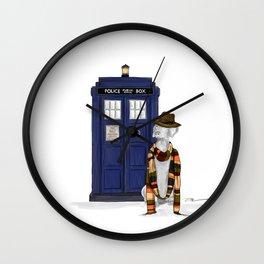 DOCTOR WEIM? Wall Clock