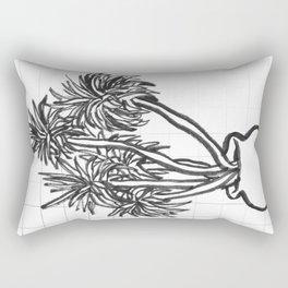 potential tree Rectangular Pillow