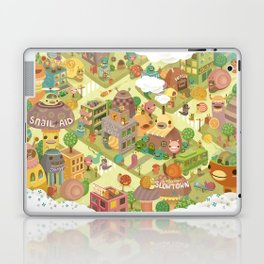 Slowtown Laptop & iPad Skin