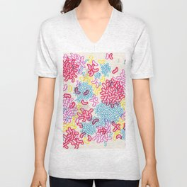 Party Painting Unisex V-Neck