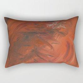 ORANGE BLISS Rectangular Pillow