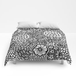 Tangled Terrace Comforters
