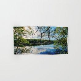 Pond Views Hand & Bath Towel