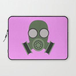 Army Gasmask Laptop Sleeve