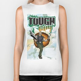 TOUGH GUY Biker Tank