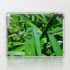 Water droplets Laptop & iPad Skin