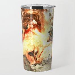 Grungy 4 Travel Mug