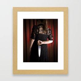 murderous Framed Art Print