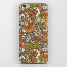 Ava's garden iPhone case iPhone & iPod Skin