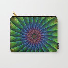 Fractal Carry-All Pouch