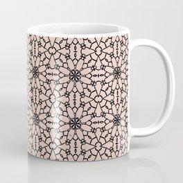 Pale Dogwood Lace Coffee Mug