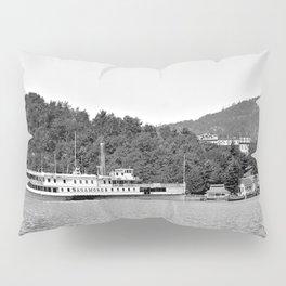 Sagamore Steamboat, 1900-1910 Pillow Sham