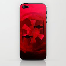 Star Wars Imperial Red Tie Fighters iPhone & iPod Skin