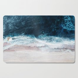 Blue Sea II Cutting Board