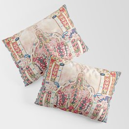 Banya Luka Bosnian Wall Hanging Print Pillow Sham