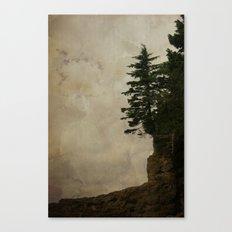 Living on the Edge Canvas Print