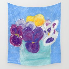 Sweetfaces Wall Tapestry
