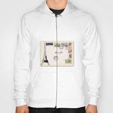 French Postage, meet me in Paris Hoody