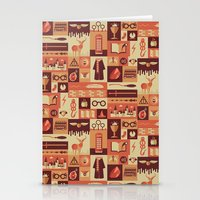 risa rodil Stationery Cards featuring Accio Items by Risa Rodil