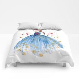 Valentino Heart Comforters