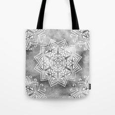 MOONLIGHT MANDALA Tote Bag