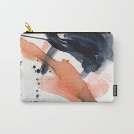 Abstract watercolour dance party Carry-All Pouch
