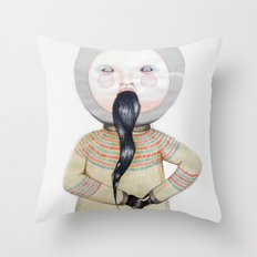Jeremy's Impotence Throw Pillow