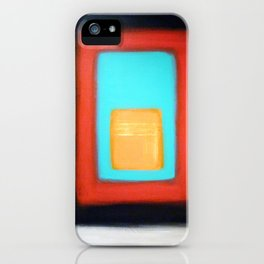 Living Rothko iPhone Case