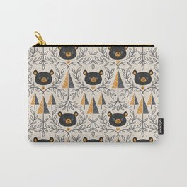 Honey Bears Carry-All Pouch