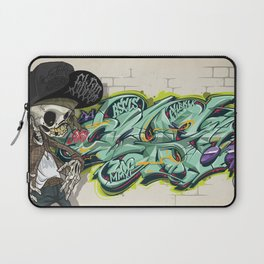 These Walls Don't Lie Laptop Sleeve