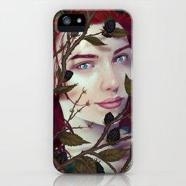 Blackberry Valentine iPhone Case