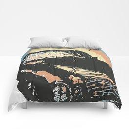 Powerful Engine Comforters