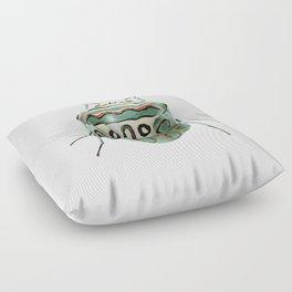 Bug Three Floor Pillow