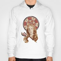 buffy Hoodies featuring Buffy by mycolour