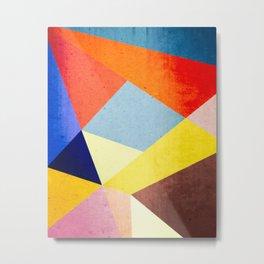 Fullerton Metal Print