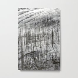 Dead and Deserted Metal Print