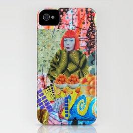 Yayoi Kusama iPhone Case