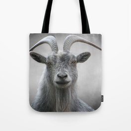 The Old Goat Tote Bag