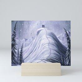 'Mountain Moments' Mini Art Print