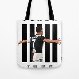football player Tote Bag