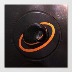 1/100 - Halo Canvas Print