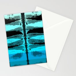 The Old Stellar Demons Stationery Cards
