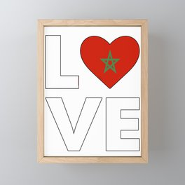 Moroccan Framed Mini Art Print
