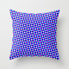 Graphidoscope Throw Pillow