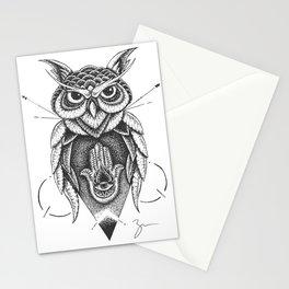Dotowl Stationery Cards