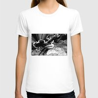 apollonia T-shirts featuring asc 615 - La volupté des formes (The voluptuousness of painting) by From Apollonia with Love