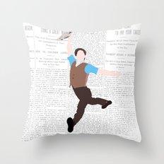 NEWSIES – LOGO Throw Pillow