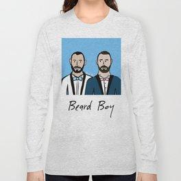 Beard Boy: Albert & Lucho Long Sleeve T-shirt