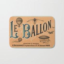 Le Ballon Bath Mat