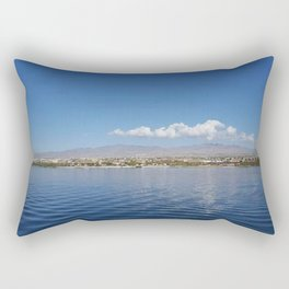 Lake Views Rectangular Pillow